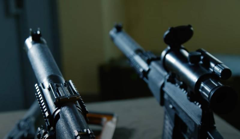 Модернизированные версии специального оружия: ВССМ «Винторез» и АСМ «Вал»