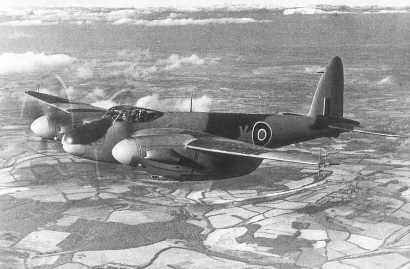 Странная воздушная война против странного противника