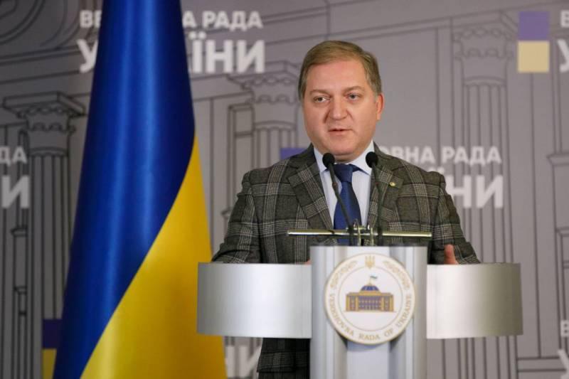 Депутат Рады: После удара ВСУ по Донбассу Украина