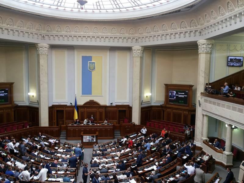 Расистский демарш: Киев определился с людьми второго сорта