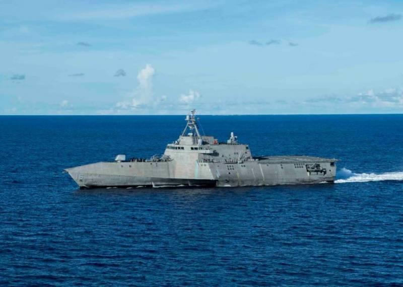 ВМС США сократили количество кораблей в новом плане по судостроению