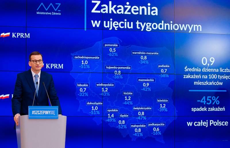 Польский премьер: У нас есть доказательства причастности России к кибератакам на Польшу