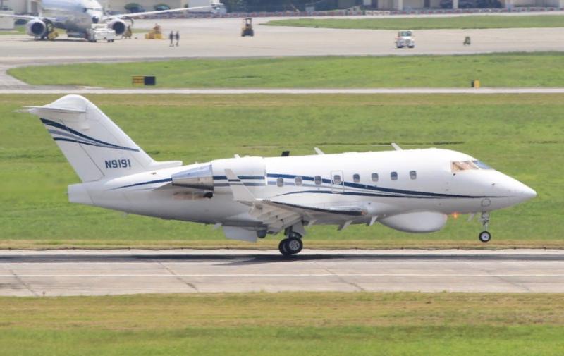 США протестировали новый самолёт разведки Bombardier Challenger 650 Artemis на учениях Baltops-2021