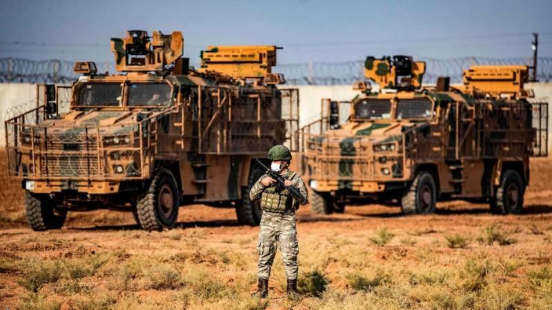 Нарастающая военная гегемония Турецкой Республики