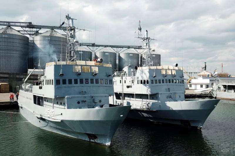В прессе Украины: «Силами «москитного флота»