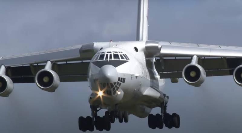 В западной прессе назвали причину потери Россией контракта на ремонт самолётов Ил-78 ВВС Пакистана