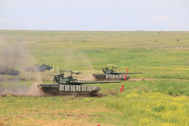 «Козырек» для танка. Новое средство защиты Т-72Б3