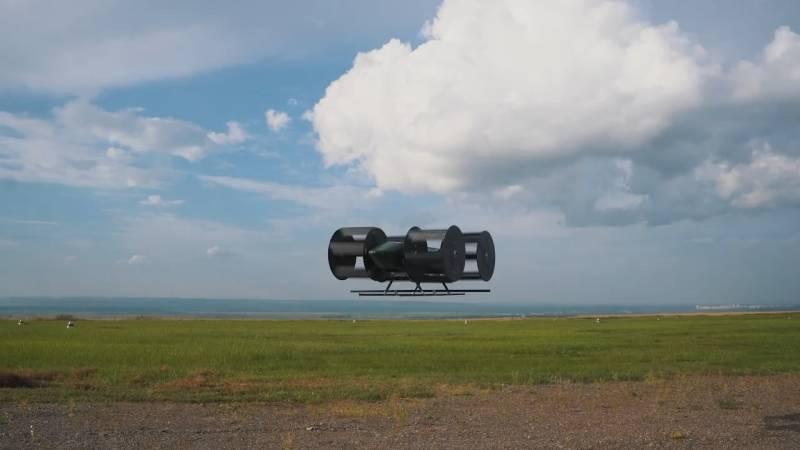 Программа разработки циклолётов «Циклон». Новая реализация старой идеи