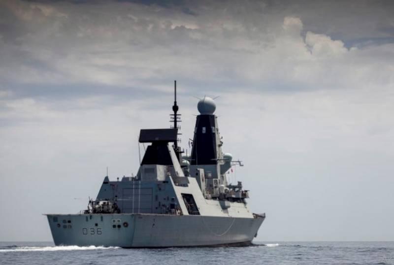 Британия захотела проверить принадлежность Крыма и получила ответ от русских