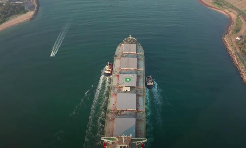 Турция начала строительство дублёра Босфорского пролива