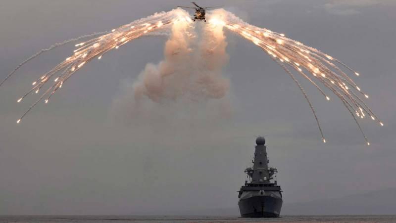 Если бы ВМФ РФ потопил британский корабль, это пришлось бы рассматривать как нападение на блок НАТО
