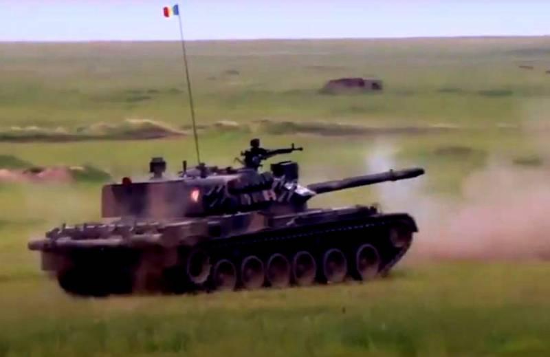 Мысли о возможной войне с Россией мешают Румынии списывать советскую военную технику