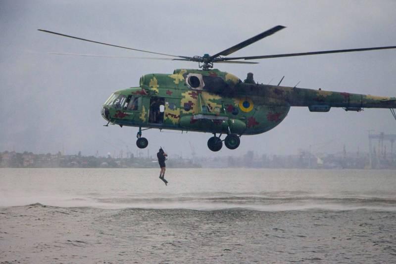 От танковой составляющей до поиска подводной лодки противника: представлены фото с проходящих на Украине учений Sea Breeze-2021