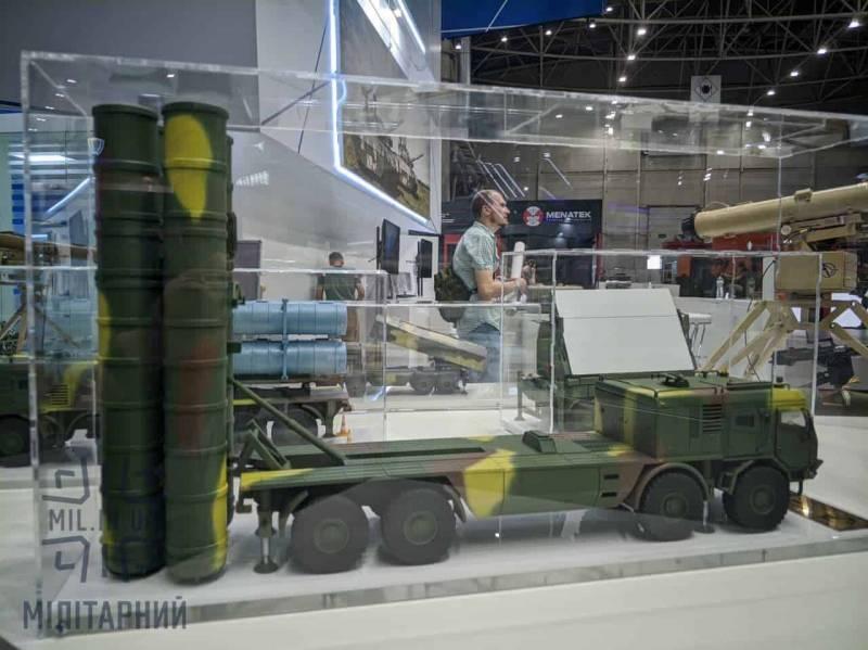 Что известно об украинском ЗРК средней дальности