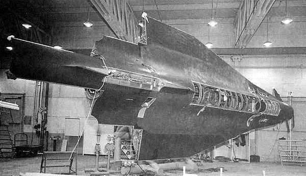Технические особенности беспилотного летательного аппарата Lockheed D-21