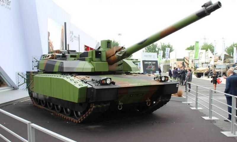 Leclerc XLR: конкурент «Армате» или попытка догнать «Леопард»
