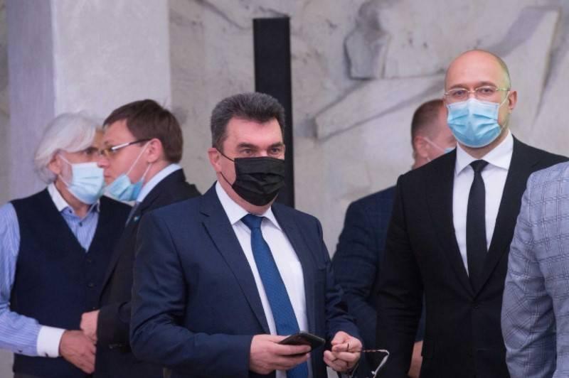 Киев ввёл санкции против своих собственных граждан после решения США