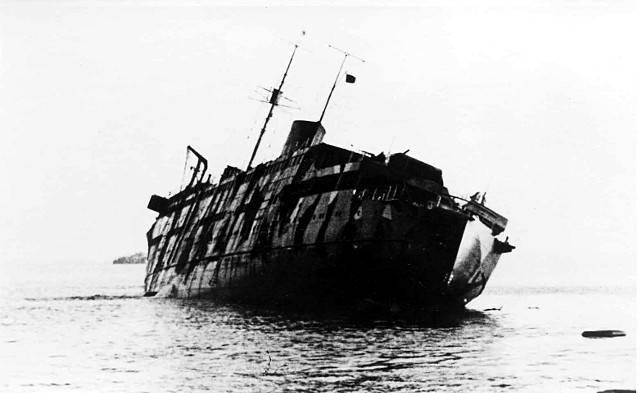 Черный день Кригсмарине