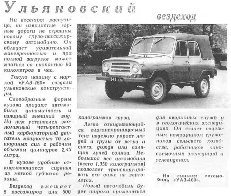 Índice 469: UAZ do esboço ao modelo de aço