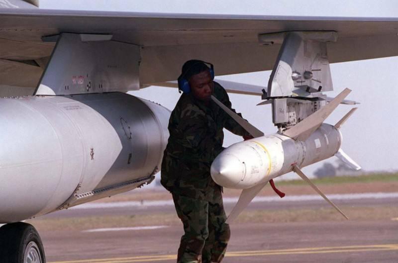 Турция разработала ракету Akbaba для нового истребителя