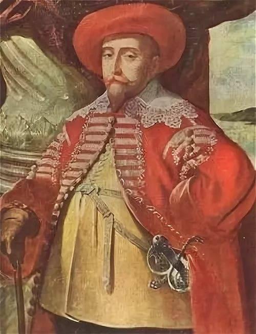«Северный лев» Густав II Адольф