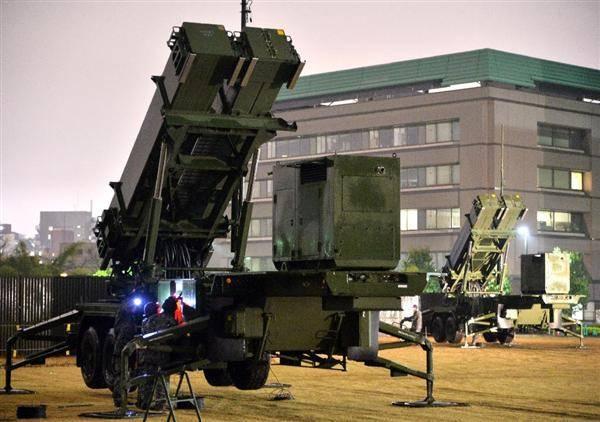 日本的导弹防御