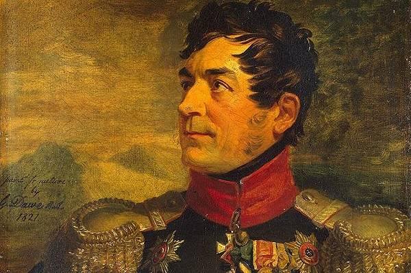 General G.A.Emmanuel - nobre sérvio no serviço russo