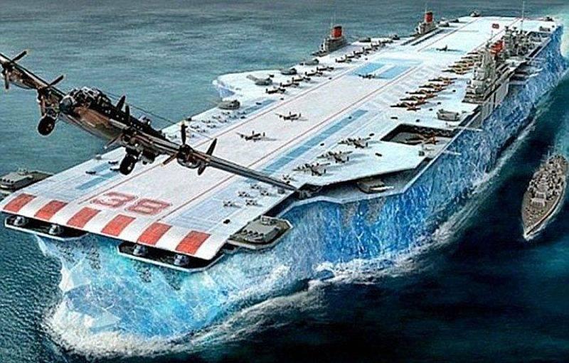 Пять безумных военных проектов, которые так и не были осуществлены