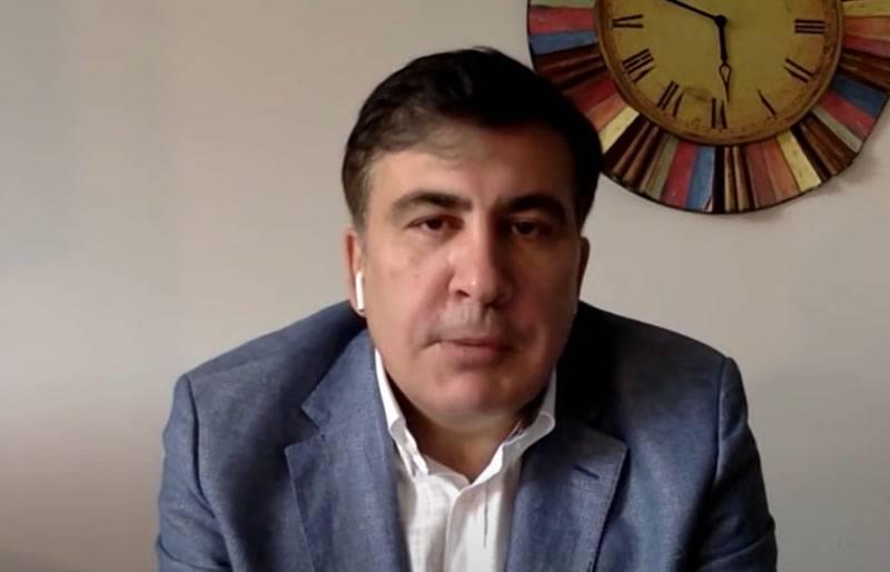 Саакашвили: Есть два сценария вторжения России на Украину