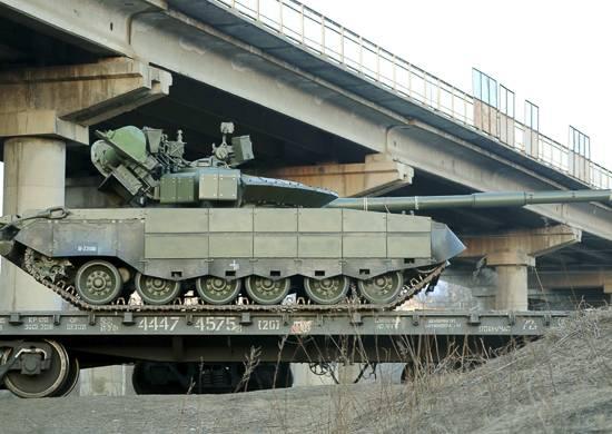 T-80BVM坦克的防护:基础水平、新部件和发展前景