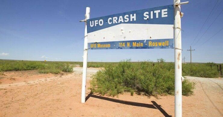 Tecnologias espaciais. Mind Morphing - Roswell Disclosure