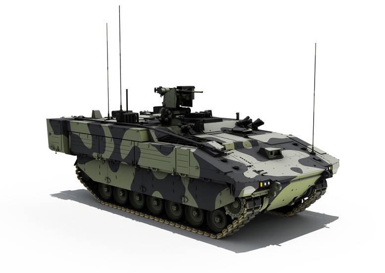 Ajaxファミリーの装甲車両の振動問題。 決定が待たれました