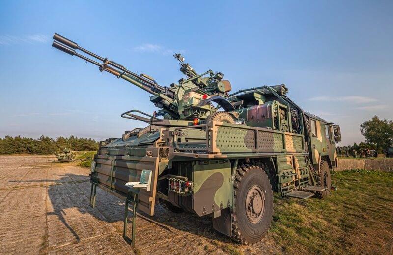 「効果的なシステム」:チェコ共和国では、ドローンとの戦いにZU-23-2大砲を使用することを提案しました