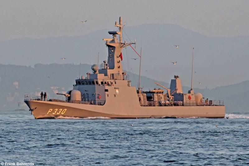 Black Sea: NATO against Russia
