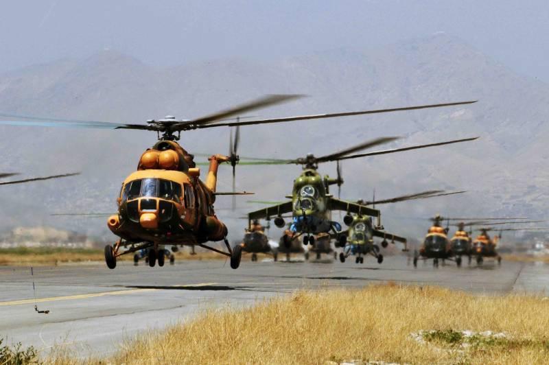 अफगान वायु सेना: विकास या पीड़ा?