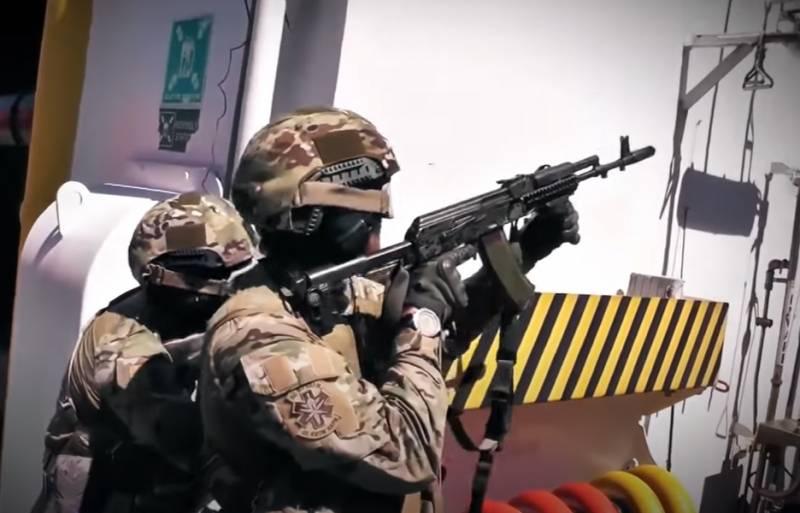 В ходе спецоперации ФСБ удалось взять живым боевика ИГИЛ*