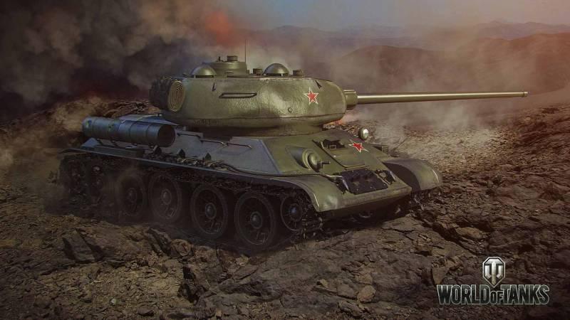 Т-34-85: внутри советской «тридцатьчетверки»