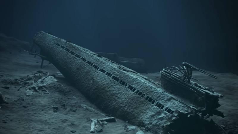 Самый необычный подводный бой Второй мировой войны