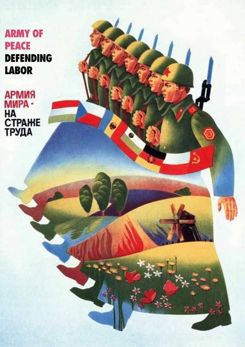 Начинали с главного. К 30-летию самоликвидации Варшавского договора