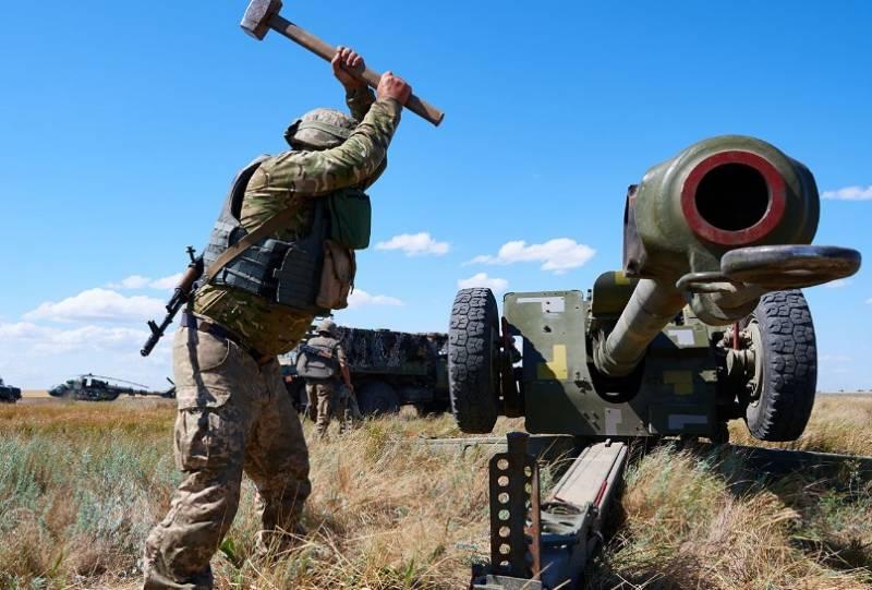 Никто из участников учений Sea Breeze не осудил ВСУ за активизацию обстрелов Донбассе
