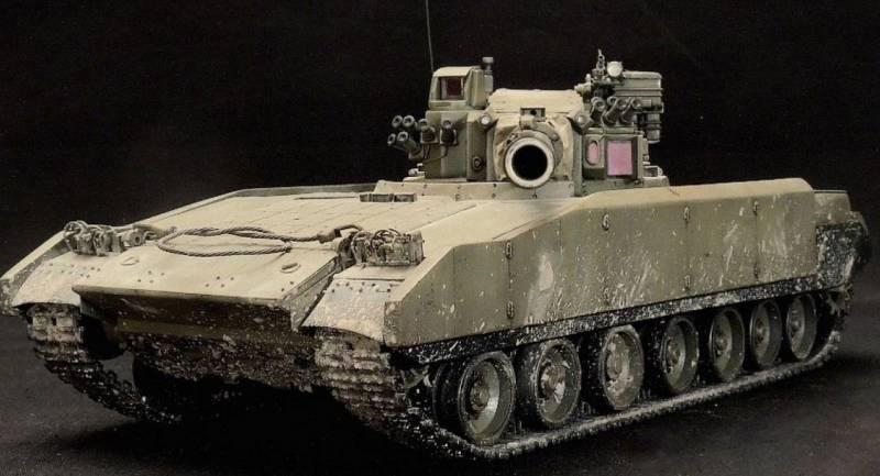 Как блеф с украинским танком «Нота» пытаются прикрыть разработкой советского танка «Боксер»