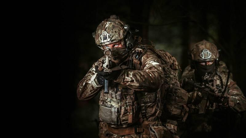 Британия намерена оставить в Афганистане подразделения особого назначения