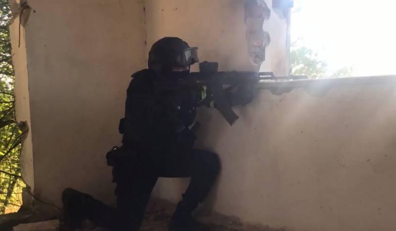 ФСБ предотвратила целую серию готовящихся на территории страны терактов