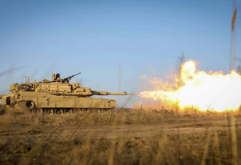 Американский обозреватель предложил продать Польше танки Abrams для защиты от России