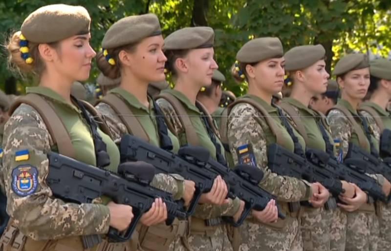 Глава Минобороны Украины: ситуация с женской обувью для парада прояснилась