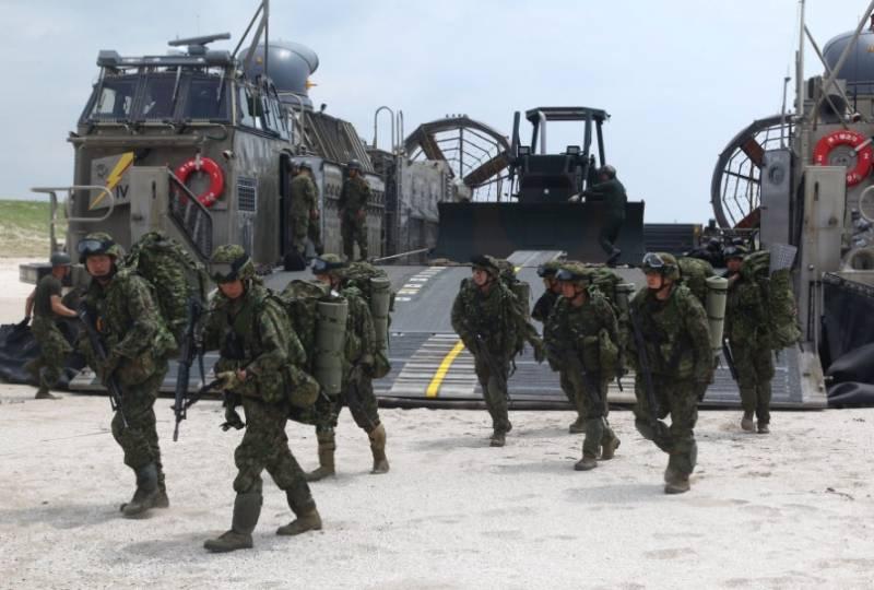 Британская пресса: Япония рвётся воевать с Китаем