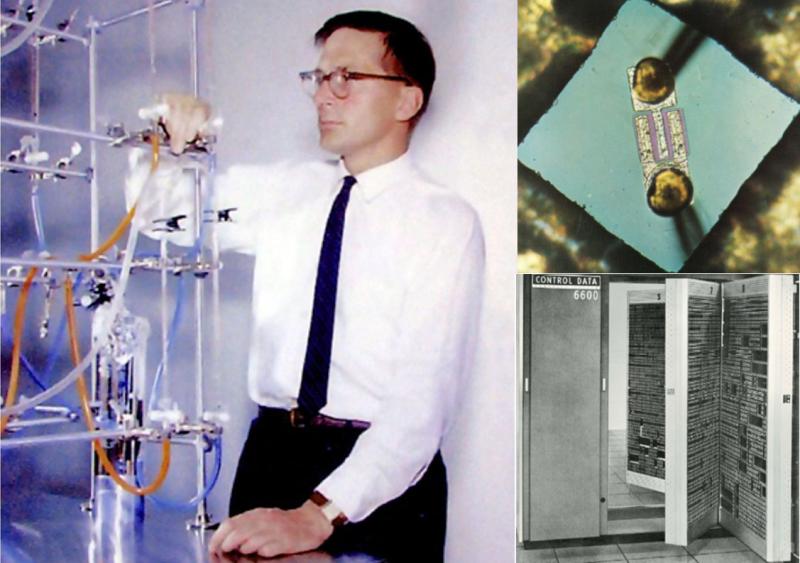 Рождение советской ПРО. Осокин против Килби, кто на самом деле изобрел микросхему
