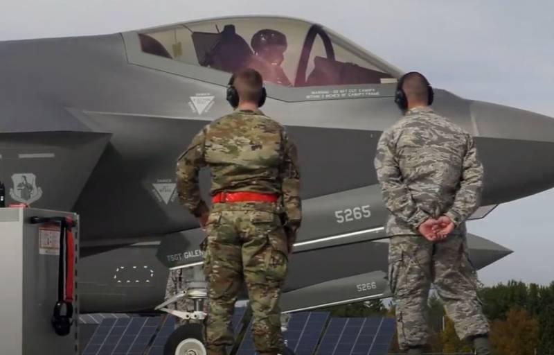 «Может наступить переломный момент»: эксперты в США обсуждают будущее истребителей F-35