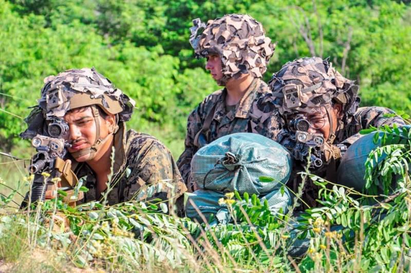 На учениях ВСУ тренировались защищать Одесскую область от «российского вторжения»