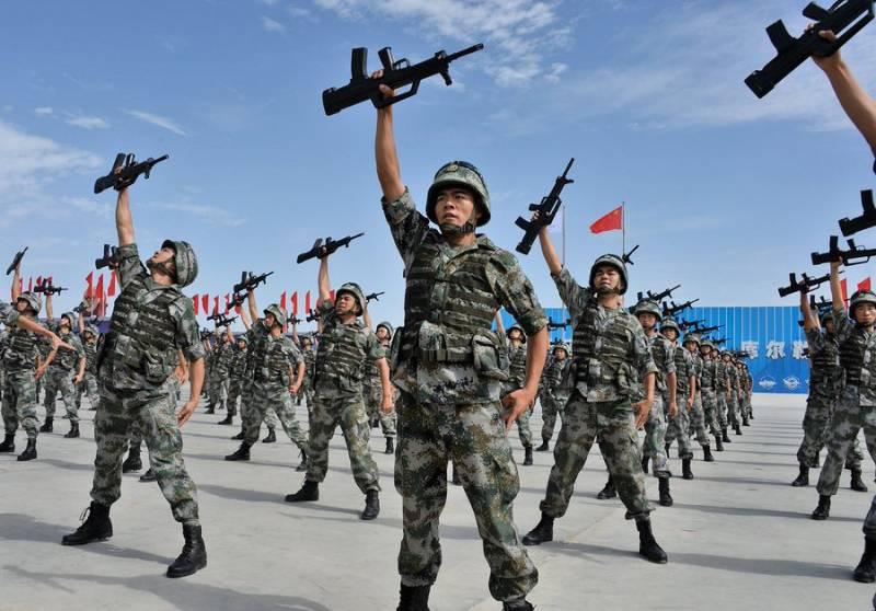 Американский эксперт «напророчил» ввод китайских войск в Афганистан